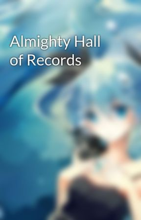 Almighty Hall of Records by Bunny_Hat