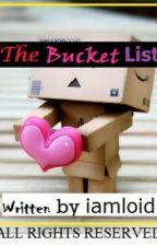 The Bucket List by iamloid