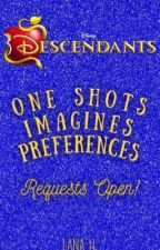 Disney Descendants - One Shots by mvsfitisland