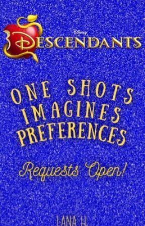 Disney Descendants - One Shots by mvsfitisland