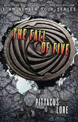Đọc truyện The fall of Five - Sự sa ngã của Năm