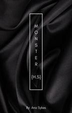 Monster #wattys2017 by D0LLCH4N3L_