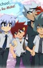 BEYBLADE HIGH SCHOOL (BEYBLADE METAL MASTERS&FURY) by Stormcat123