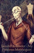 Trenderman x Reader - My precious Mannequin by nerdygingerteen