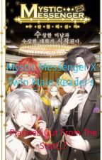 Mystic Messenger X Male Readers (Twins) by loveyoutodeath1312