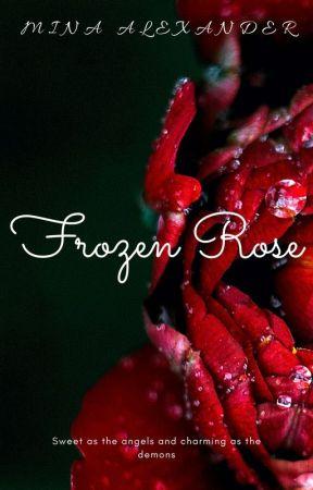 Frozen Rose by DemonAngelHybrid