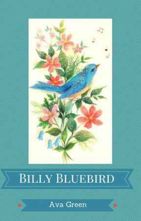 Billy Bluebird by oaktree73