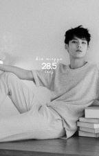 28.5 » Kim Mingyu by snowflakesonmylaptop