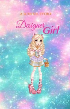 Ever After High: Designer Girl by PastelPrincessUni