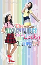 The Adventures Of A Lucky Fangirl [EXO KAI FANFIC] by xpxxlx