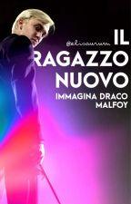 Il Ragazzo Nuovo: Immagina Draco Malfoy - @elisaurum by elisaurum