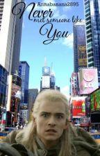 Never met someone like you. [Legolas Story] *Wattys2014* by Annabanana2895
