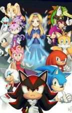 Sonic and Friends with Multi Forms RP by SilvicowHedgehog19