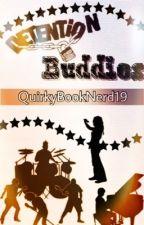 Detention buddies xD by QuirkyBookNerd19