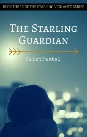 The Starling Guardian by paintpastel
