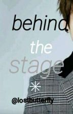 behind the stage  by lostbutterfly__