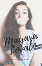 Mayara Lovato (Demi Lovato f.f.) by oceanexlovatic