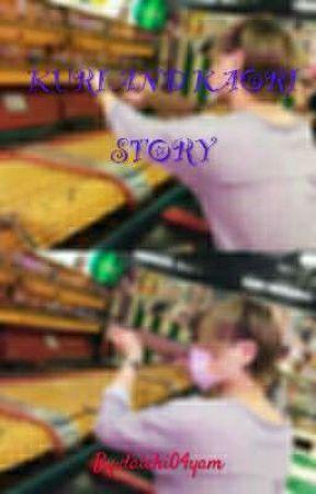 KURI & KAORI  FAMILY STORY by daichi04yam