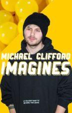 Michael Clifford Shorts by calums-nasa-tshirt