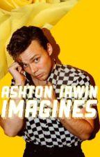 Ashton Irwin Shorts by calums-nasa-tshirt