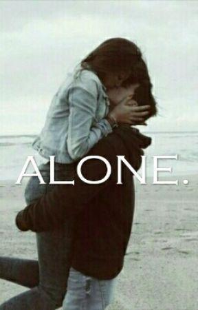 Alone by FotiniMichael