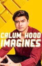 Calum Hood Shorts by calums-nasa-tshirt
