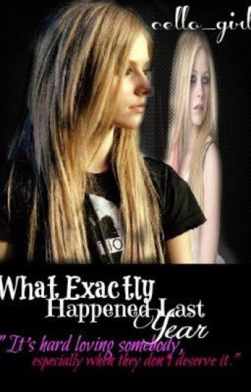 What Exactly Happened Last Year (Book One)