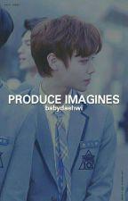 PRODUCE 101 IMAGINES by babydaehwi