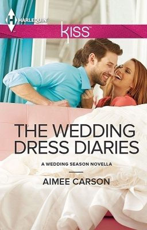 The Wedding Dress Diaries by aimeecarsonmb