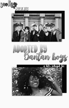 Adopted By Bangtan Boys {AU} by seoksy