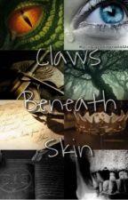 Claws beneath skin by CarolingiansUnite