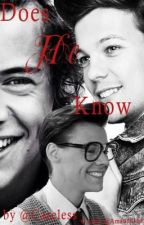 Does he know? [Larry Stylinson AU] by Careless95