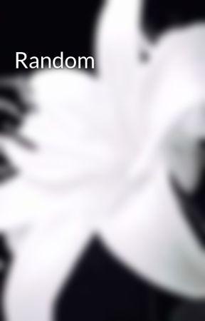 Random by Lexabookworm02