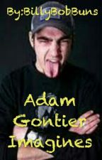 Adam Gontier Imagines by BillyBobBuns