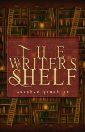 The Writer's Shelf by The-Writers-Corner
