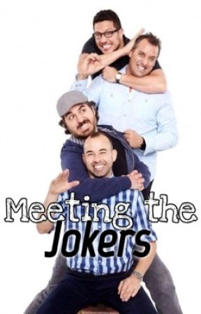 Meeting the Jokers by vintageblogger