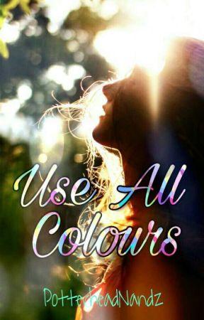 Use all Colours by PotterheadNandz