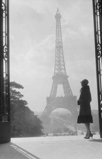 Paris Saved Me
