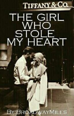 The girl who stoled my heart by Mailis12