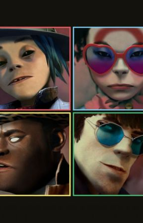 Just Another Gorillaz Story by 2dishot