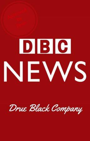 The Black News by Lightgirlblack