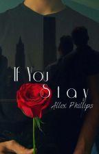 If You Stay |Malec-AU|[TERMINADO] by Malec-Inmortal-21