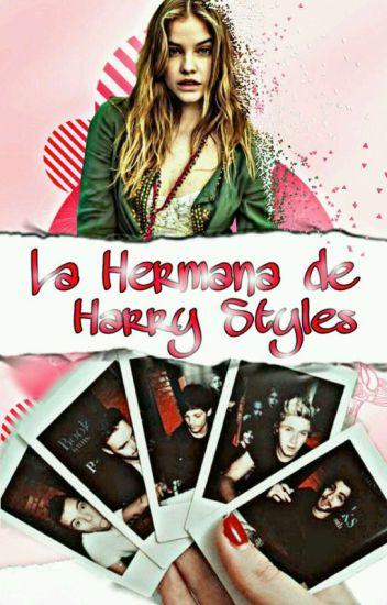 La Hermana de Harry Styles✅