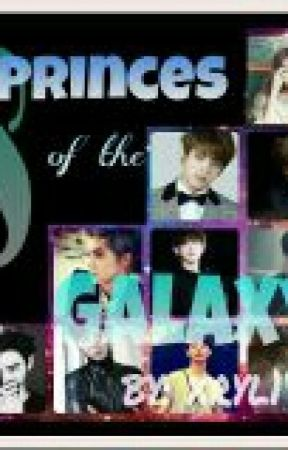 8 Princes Of The Galaxy by xryl143