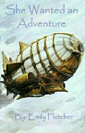 She Wanted an Adventure by carolfaroll