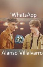 WhatsApp Alanso Villalvarro by navarro_leyva022