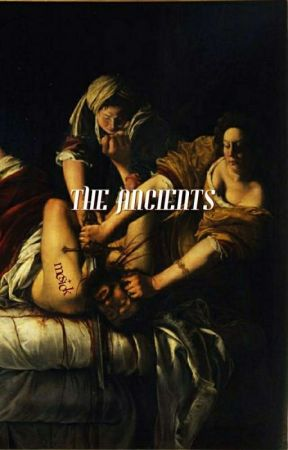the ancients by McSick