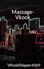Massage- Vkook by taequekie