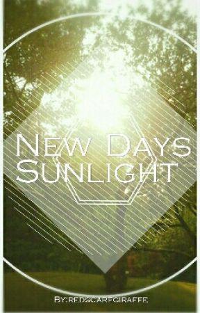 New Days Sunlight by redscarfgiraffe