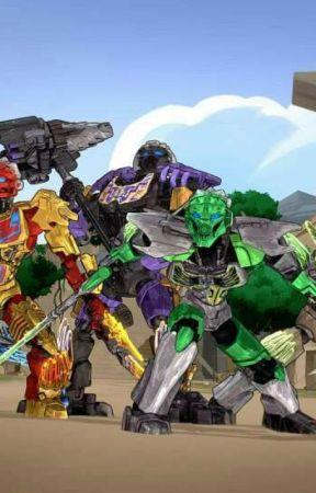 Bionicle: The Next Generation by KawaiiNinja123